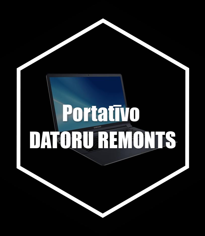 portatīvo datoru remonts